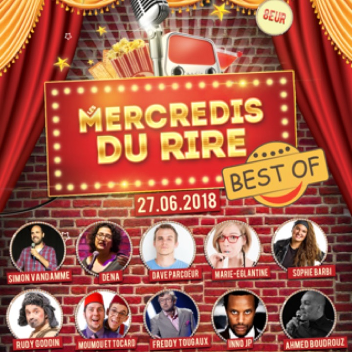 Les Mercredis du Rire<br />Best Of